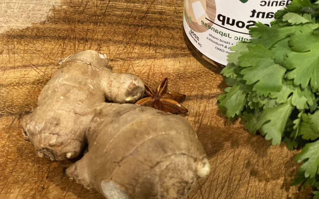 In High doses Ginger offers impressive health benefits.