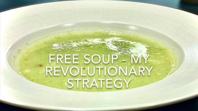 Cauliflower Soup My Free