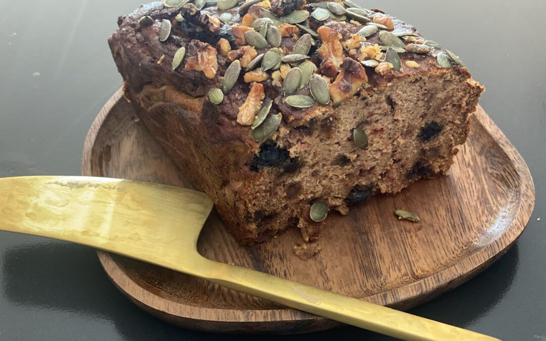 Banana Loaf Soft and Scrumptious