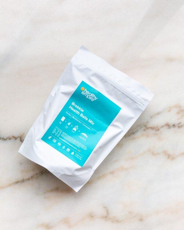 Brekkie Health Ball Mix Packaging